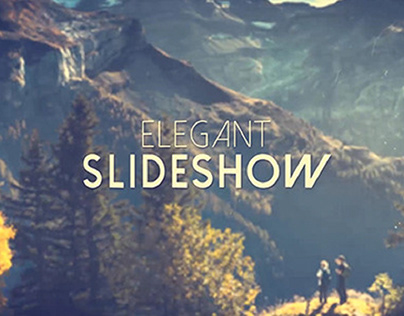 Slideshow (After Effects Template)