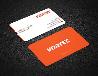 """Creative Business Card Design"""