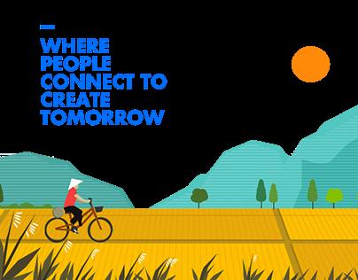 Innovation for Change - Poster / Programme book
