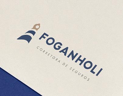 Foganholi - Identidade Visual