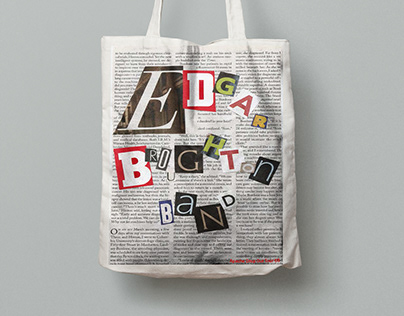 Edgar Broughton Band Tote Bag