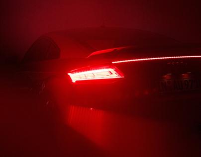 "Audi Sport ""Tunnel"" 2016"