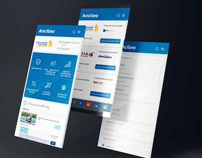 Lead-generation platform for airline industry in Asia