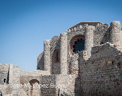 Sacro Convento y Castillo de Calatrava la Nueva, España