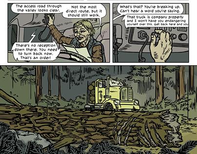 The Logging Road