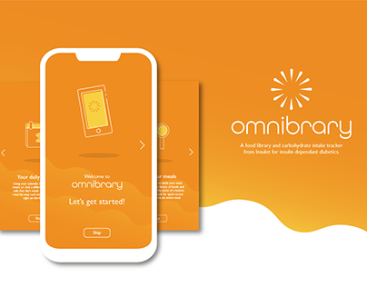 Omnibrary- Mobile UI Case Study