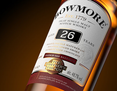 Bowmore - The Vintner's Trilogy