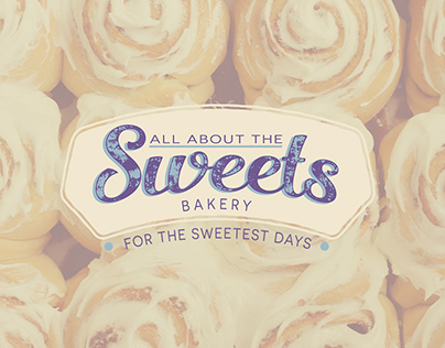 All About the Sweets: Branding