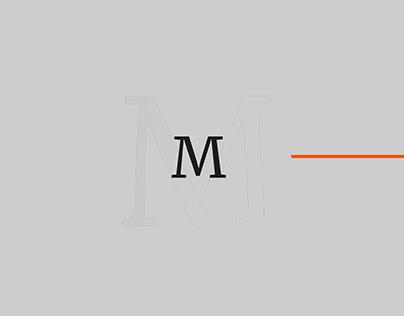 """WEBSITE DESIGN """"Michelangelo"""""""
