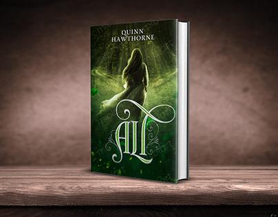 Ali book cover design