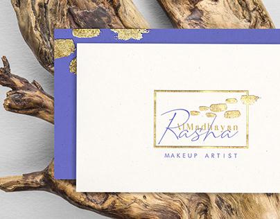 Rasha AlMadhayan Logo Design & Branding