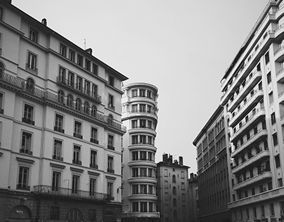 France in Black and White