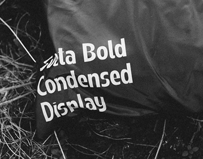 Sveta Bold Condensed Display