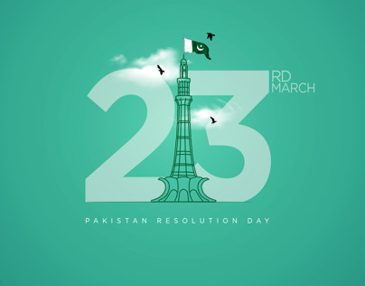 23rd March Pakistan Resolution Day