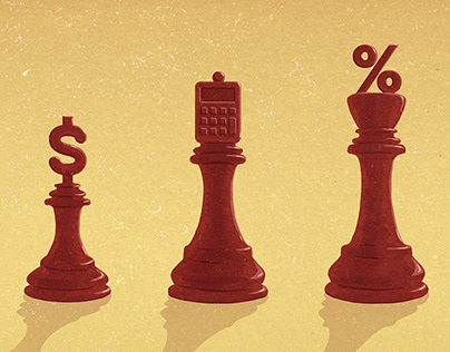 MoneyTalk Illustrations II