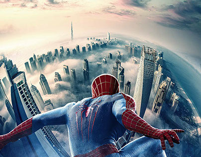 Marvel studios theme park launch campaign pitch