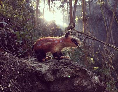 Danta o Tapir de Colombia
