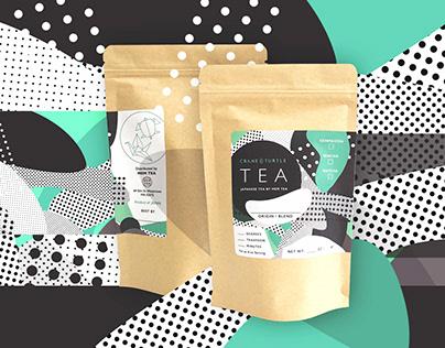 MEM TEA x CRANE AND TURTLE TEA