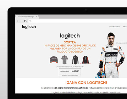 Selected Landing Pages