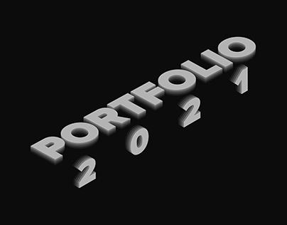 Industrial Design Portfolio 2021