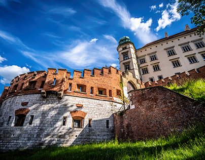 Royal Wawel in June
