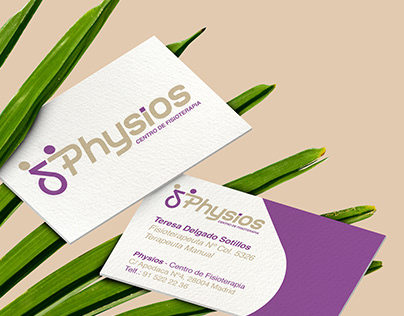 "Identidad Corporativa ""Physios"""