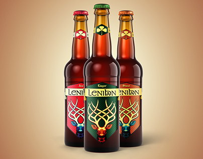 Family Beer Labels