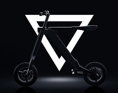 AK-1 - Automatic Folding Electric Bike