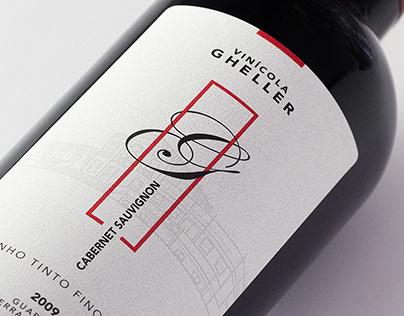 Vinícola Gheller | Cabernet Sauvignon 2009