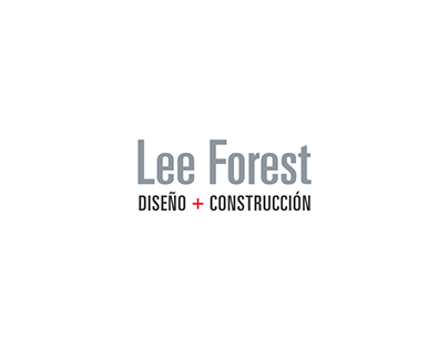 Arq. Lee Forest