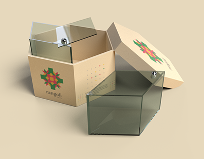 Rangoli- Promotional Packaging