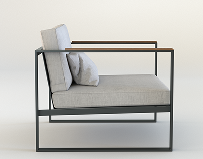 Design garden furniture.