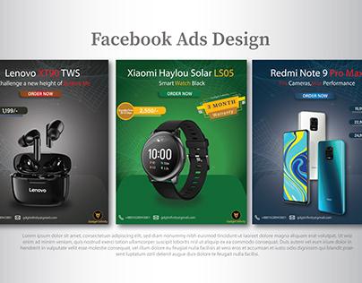 Facebook Ads Design