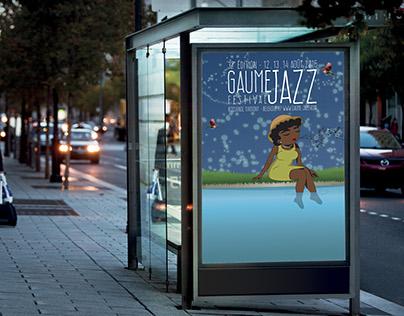 Gaume Jazz Festival 2016 ◄•WINNER 2016•►