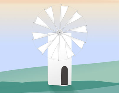 The Windmill Project (time-lapse)