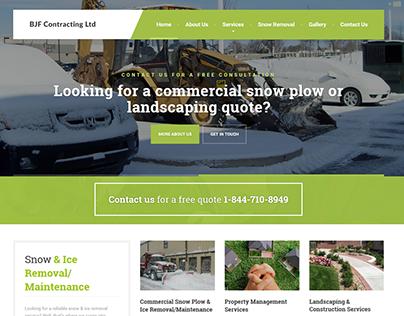 BJF Contacting Ltd.