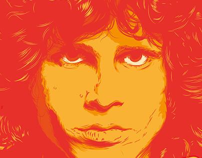 The Doors - Jim Morrison Bespoke Art
