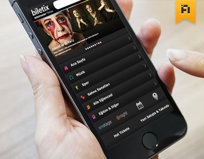 Biletix - Ticketmaster Mobile Website