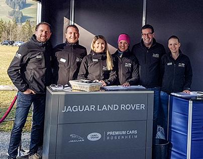 EVENT: Discovery Sport Einführung auf Gut Steinbach