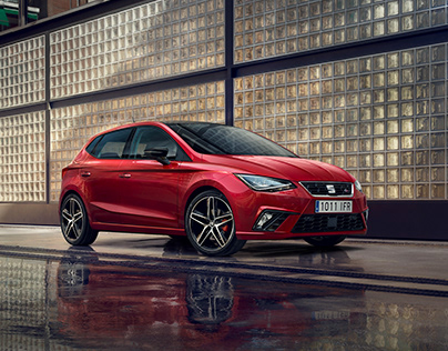 Seat Ibiza Campaign Images