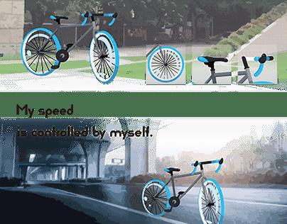 city bike_動畫專案