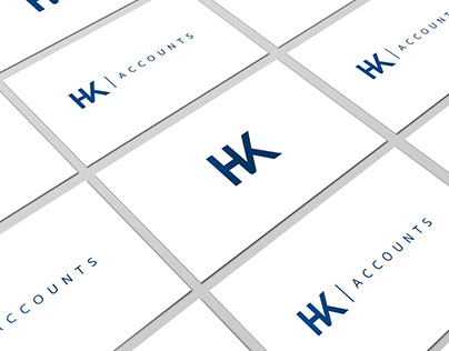 HK Accounts - Logo and Business Card