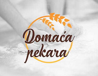 Domaća pekara logo