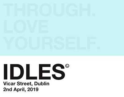 IDLES (proposed), Dublin 2019