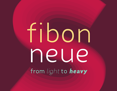 Fibon Neue Family