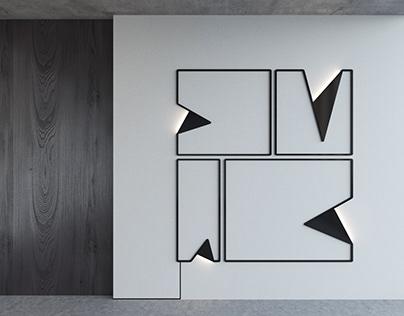 """Wall lamps """"SOLIDS"""""""