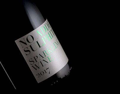 No added Sulphites - Sparkling Wine