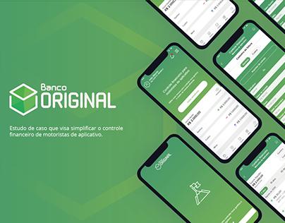 UX/UI Case: Banco Original