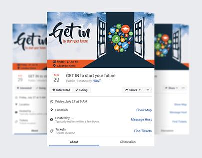 Get In - Facebook event