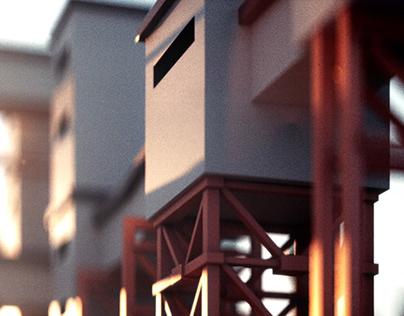 Factory - Collab w/ Patrick Letourneau